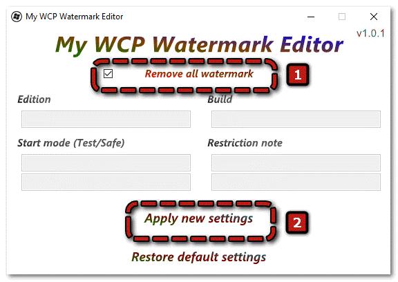 Программа My WCP